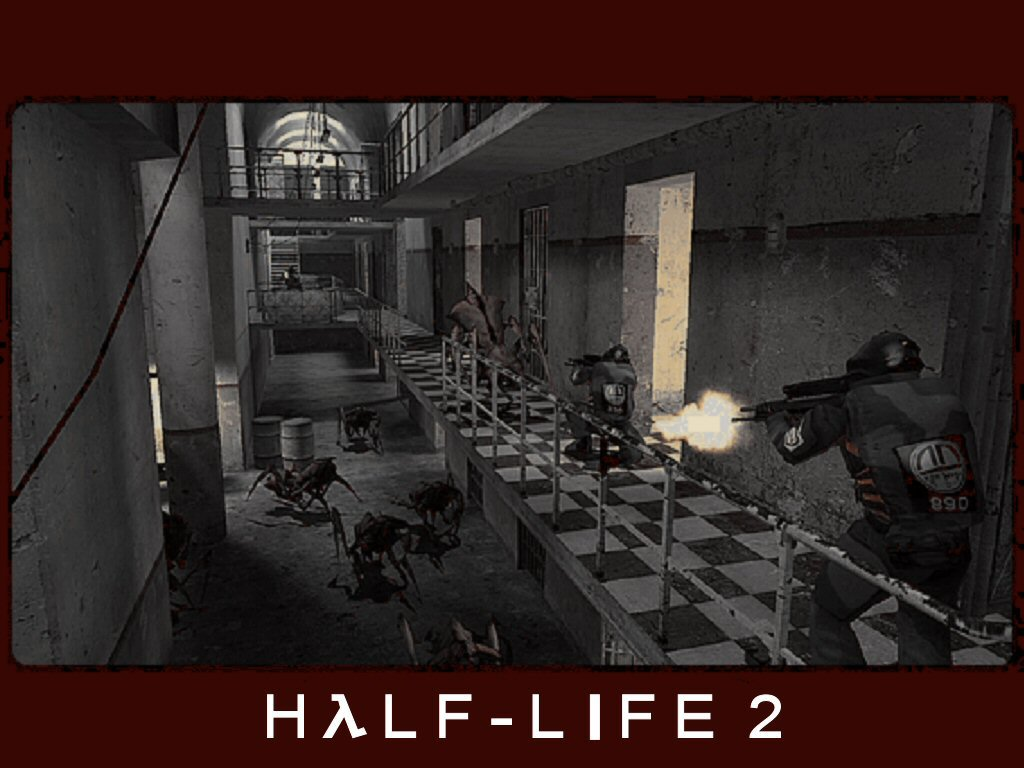 Half-Life 2 Bug Bait Wallpaper